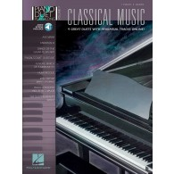 CLASSICAL MUSIC FOR PIANO DUET PLAY-ALONG VOL 7