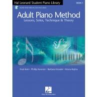KERN F. ADULT PIANO METHOD BOOK 1 PIANO