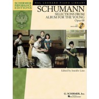 SCHUMANN R. SELECTIONS FROM ALBUM FOR THE YOUNG OP 68 PIANO