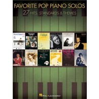 FAVORITE POP PIANO SOLOS