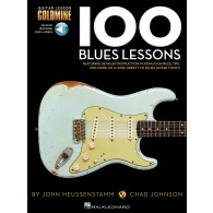 100 BLUES LESSONS GUITARE