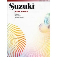 SUZUKI BASS SCHOOL VOL 1
