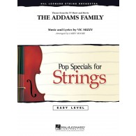 POP SPECIAL FOR STRINGS: THE ADDAMS FAMILY FOR STRINGS