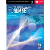 SCHEURELL C. STICKINGS & ORCHESTRATIONS FOR DRUM SET