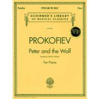 PROKOFIEV S. PIERRE ET LE LOUP PIANO