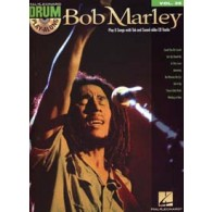 DRUM PLAY-ALONG VOL 25 MARLEY B.
