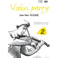 ALLERME J.M. VIOLIN PARTY VOL 2