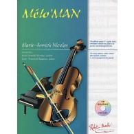 NICOLAS M.A. MELO'MAN VIOLON