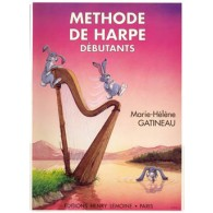 GATINEAU M.H. METHODE DE HARPE VOL 1