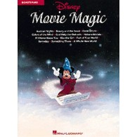 DISNEY MOVIE MAGIC BIG NOTES FOR PIANO
