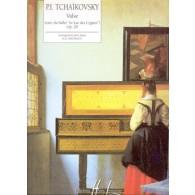 TCHAIKOVSKY P. I. LE LAC DES CYGNES: VALSE PIANO
