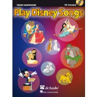 PLAY DISNEY SONGS SAXOPHONE TENOR