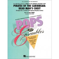 PIRATES OF CARIBBEAN  POP ENSEMBLE TROMPETTES