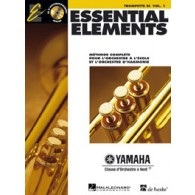 ESSENTIAL ELEMENTS VOL 1 TROMPETTE