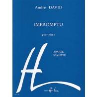 DAVID A. IMPROMPTU PIANO