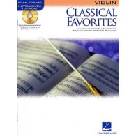 CLASSICAL FAVORITES FOR VIOLIN