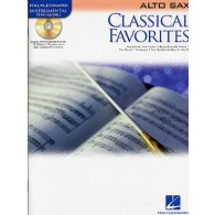 CLASSICAL FAVORITES FOR SAXO ALTO