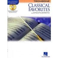 CLASSICAL FAVORITES FOR TROMBONE