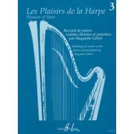 LES PLAISIRS DE LA HARPE VOL 3
