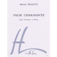 FRANTZ M. VALSE CHARMANTE CLARINETTE