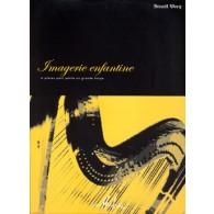 WERY B. IMAGERIE ENFANTINE HARPE