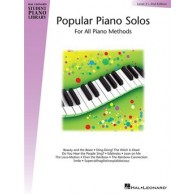 HAL LEONARD POPULAR SOLOS LEVEL 2 PIANO