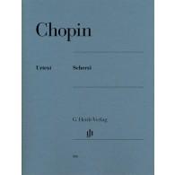 CHOPIN F. SCHERZI PIANO