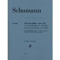 SCHUMANN R. MARCHENBILDER OP 113 VIOLON