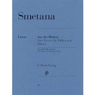 SMETANA D. FROM MY NATIVE LAND VIOLON