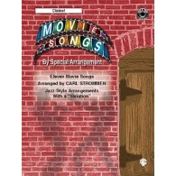 MOVIE SONGS BY SPECIAL ARRANGEMENT CLARINETTE