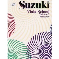 SUZUKI VIOLA SCHOOL VOL 2