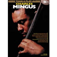 MINGUS CHARLES MORE PLAY-ALONG Bb CD