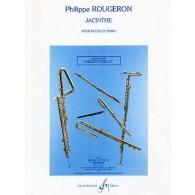 ROUGERON P. JACINTHE FLUTE