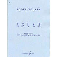 BOUTRY R. ASUKA CLARINETTE