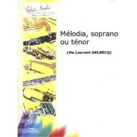 DELBECQ L. MELODIA CLARINETTE