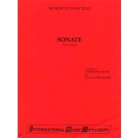 BENEDETTO M. SONATE EN LA MINEUR TROMBONE BASSE