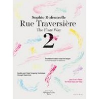 DUFEUTRELLE S. RUE TRAVERSIERE 2 FLUTES