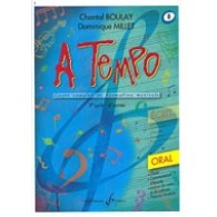 BOULAY C./MILLET D. A TEMPO VOL 8 ORAL