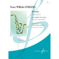 FERLING W. 48 ETUDES VOL 1 SAXO MIB
