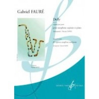 FAURE G. DOLLY OP 56 SAXOPHONE SOPRANO
