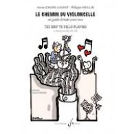 ZAKINE-COCHET A./MULLER P. LE CHEMIN DU VIOLONCELLE
