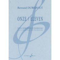 DUBEDOUT B. ONZE / ELEVEN MOKUSHOS OU POLYBLOCKS