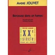 JOLIVET A.  BERCEUSE DANS UN HAMAC PIANO