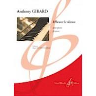 GIRARD A. EFFLEURER LE SILENCE PIANO
