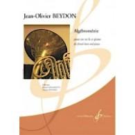 BEYDON J.O. ALGEBROMETRIE COR