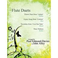 EDMUNDS-DAVIES P./ALLEY J. FLUTE DUETS