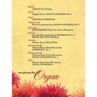 TEN PIECES FOR ORGAN