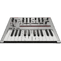 KORG MONOLOGUE-SV SILVER