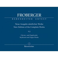 FROBERGER  J.J. NEW EDITION OF THE COMPLETE WORKS VOL V.5.2 PIANO /ORGUE