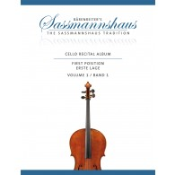 CELLO RECITAL ALBUM VOL 1